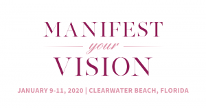 manifest your vision event logo